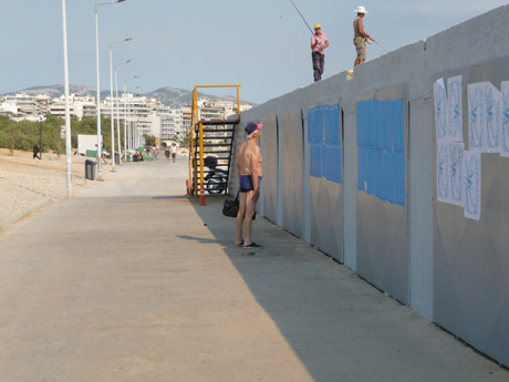 Posters for 2nd Athens Biennial