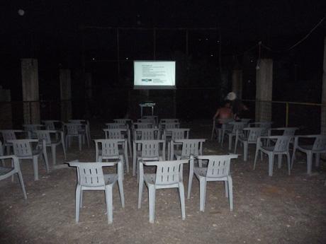 Spontaneous Cinema
